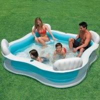 Надувной семейный бассейн Intex Family 229х66 (56475)