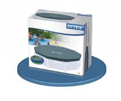 Тент-чехол для каркасного бассейна Intex (58901/28032) 457см
