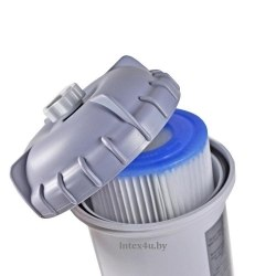 Картриджный фильтр-насос Intex Krystal Clear (28604)