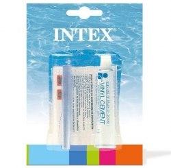 Ремкомплект (суперклей VINYL CEMENT + заплатка) Intex (59632)
