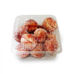 Печенье персик Асату 450 гр.