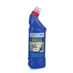 Чистящее средство для унитаза и раковин Бирюса 750 мл.