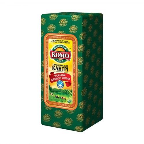 Сыр Кантри вкус топленого молока Комо
