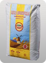 Мука пшеничная в/с Дани нан 25, 50 кг.