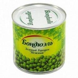 Горошек консервированный 425 мл Bonduelle