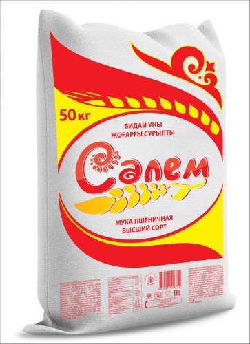 Мука пшеничная в/с Салем 50 кг