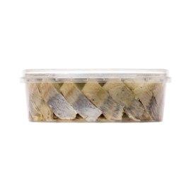 Филе сельди кусочками в ассортименте Мухит 150, 500 гр.