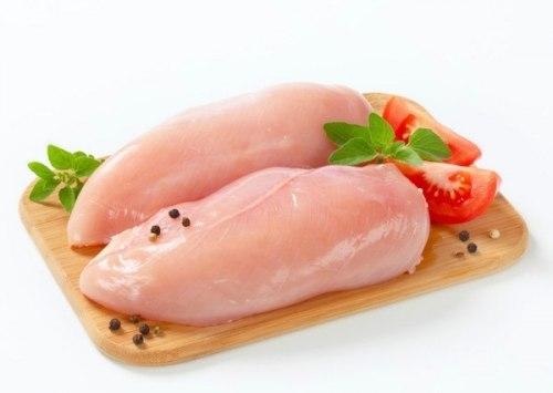 Филе куриное Алель Агро подложка