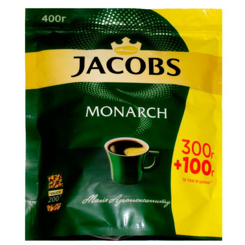 Кофе эконом упаковка Jacobs 75,150,400,500 грамм