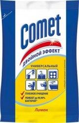 Чистящее средство порошок Комет запаска 400 гр.