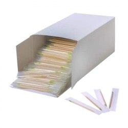 Зубочистки индивидуальные в обертке 1000 штук упаковка