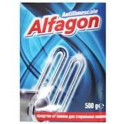 Средство от накипи для стиральных машин Alfagon 500 грамм, 1 кг.