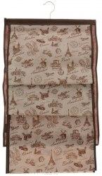 """Кофр подвесной для сумок Valiant """"Travelling"""", с вешалкой, 5 карманов, 42 x 72 см VALIANT"""