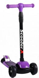 """Трехколесный детский самокат"""" Scooter X"""" Lilou фиолетовый"""