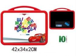 Двухсторонняя магнитная доска для рисования + цифры и знаки