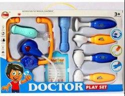 Набор доктора в коробке