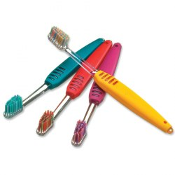Зубные щетки для детей комплект 4 шт Glister