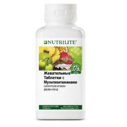 NUTRILITE™ Жевательные таблетки с мультивитаминами 120 табл. NUTRILITE™