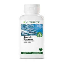 NUTRILITE™ Омега-3 Комплекс 90 капсул NUTRILITE™