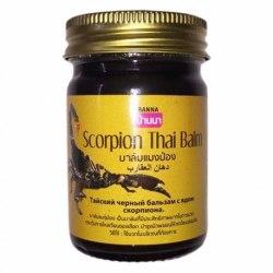 Бальзам для тела Скорпион, Banna, 50 г Banna Бальзам для тела Скорпион, Banna, 50 г