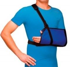 Повязка при травмах рук ПОЛЬЗА Повязка при травмах рук