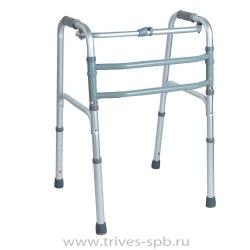 Опоры-ходунки однокнопочные «шагающие» ТРИВЕС CA811L