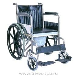 Кресло-коляска с ручным приводом от обода ТРИВЕС CA609BE
