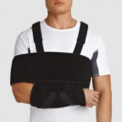 Разгружающая повязка для руки (повязка типа Дезо) ORLETT ORLETT SI-301