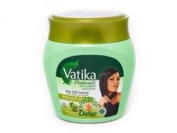 МАСКА ДЛЯ ВОЛОС ВАТИКА КОНТРОЛЬ ВЫПАДЕНИЯ 500г Dabur Vatika Hair Fall Control