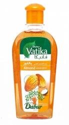МАСЛО ДЛЯ ВОЛОС ВАТИКА МИНДАЛЬ 200мл Dabur Vatika Almond Softness & Shine