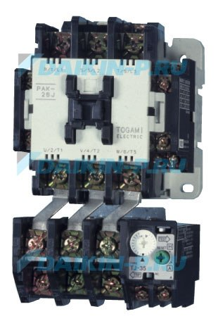Запчасть DAIKIN 8500154 CONTACTOR PAK-6J/1NO AC240V