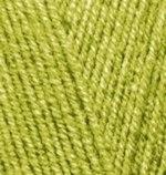 Alize Lanagold Fine, цвет 193 фисташка Alize 49% шерсть, 51% акрил, длина в мотке 390 м.