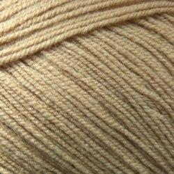 Детская новинка, цвет 165 темно бежевый ООО Пехорский текстиль 100% высокообъемный акрил, длина 200м в мотке