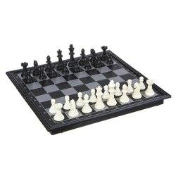 Шахматы магнитные. Пластик, металл размер 24х24