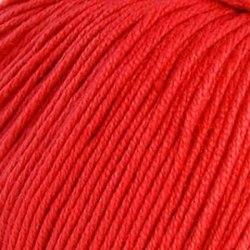 Детская новинка, цвет 88 красный мак ООО Пехорский текстиль 100% высокообъемный акрил, длина 200м в мотке
