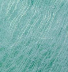 Alize Kid Royal цвет 457 светлый изумруд Alize 62% кид мохер, 38% полиамид, в мотке 500 м.