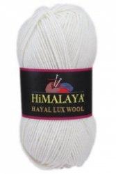 Пряжа Himalaya Hayal Lux Wool Himalaya 25% шерсть, 75% акрил, длина 250м в мотке