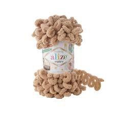 Alize Puffy цвет 262 Alize 100% микрополиэстер, длина 9,2 м в мотке