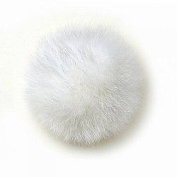 Помпон песец малый 10 см