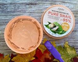Улиточный гель для лица и тела Esfolio Moisture Soothing Gel Pure Snail 95% Корея оригинал