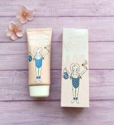 Крем для осветления кожи лица Elizavecca Skin Liar Moisture Whitening Cream Корея оригинал
