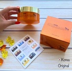 Крем для лица питательный с лошадиным жиром Deoproce Horse Enrich All Care Cream Корея оригинал