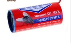 Липкая лента от мух