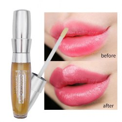 Имбирный блеск для обьема губ Minister 3D Lip Extreme Volume,6мл.