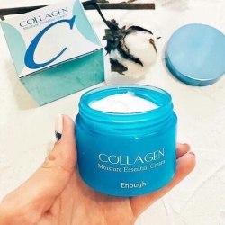 Enough Collagen Moisture Essential Cream Увлажняющий крем с коллагеном 50г