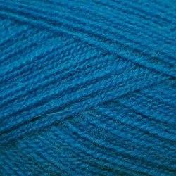 Пехорка Ангорская теплая цвет 45 темная бирюза ООО Пехорский текстиль 40% шерсть, 60% акрил, длина 480м в мотке