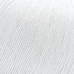 Пехорка Ажурная, цвет 01 белый ООО Пехорский текстиль 100 % мерсеризованный , длина в мотке 280 м.
