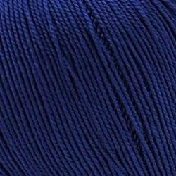 Пехорка Ажурная, цвет 04 темно синий ООО Пехорский текстиль 100 % мерсеризованный , длина в мотке 280 м.