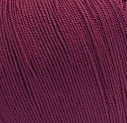Пехорка Ажурная, цвет 07 бордо ООО Пехорский текстиль 100 % мерсеризованный , длина в мотке 280 м.