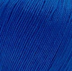 Пехорка Ажурная, цвет 26 василек ООО Пехорский текстиль 100 % мерсеризованный , длина в мотке 280 м.